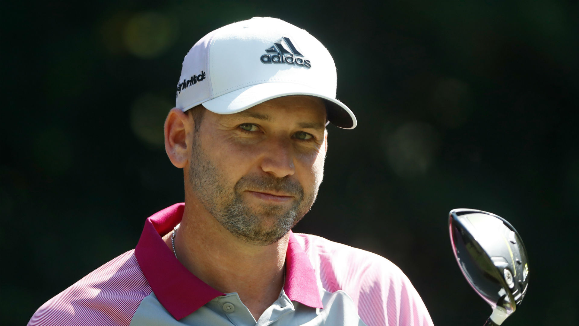 Sergio Garcia breaks putter, drains birdie with his 3-wood instead