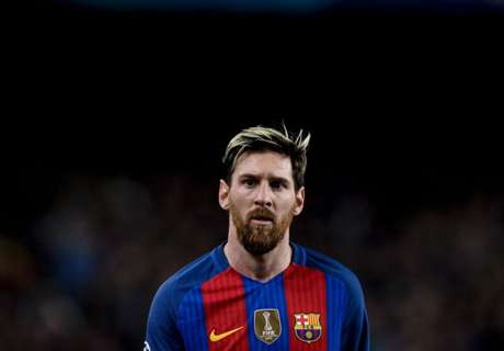 Messi short of Ronaldo's CL record