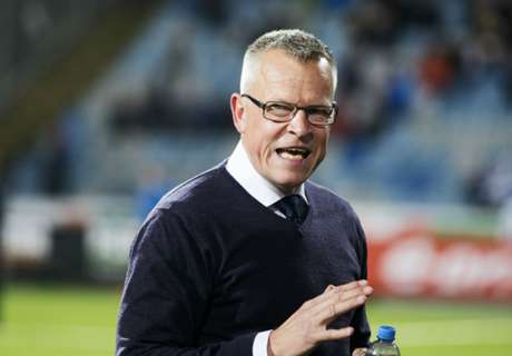 Andersson named next Sweden boss
