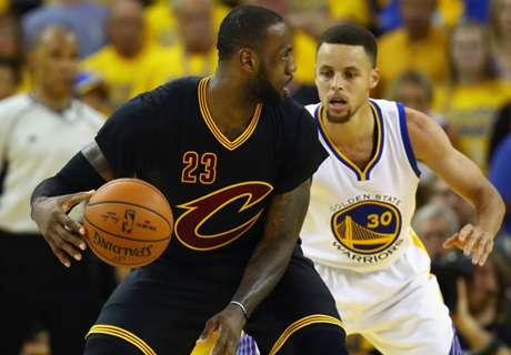 Coquelin talks LeBron vs. Curry