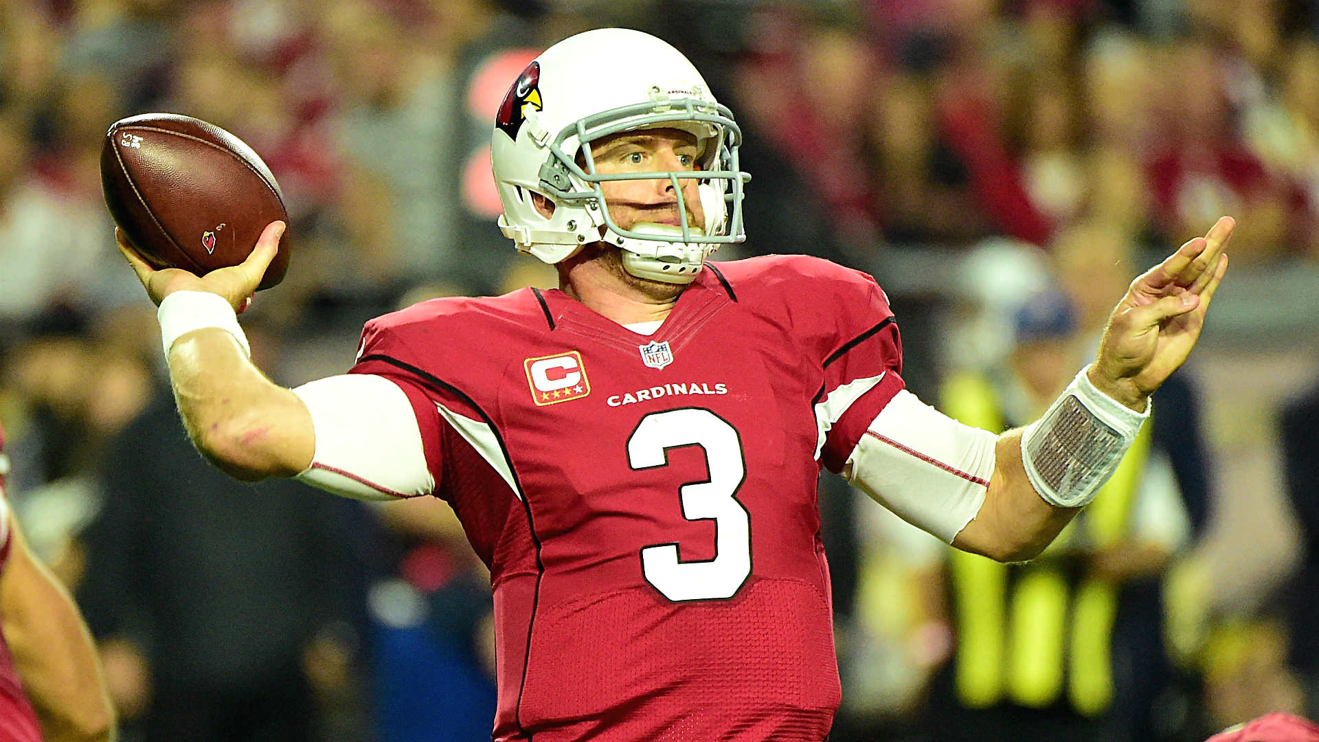 Carson Palmer s long overdue playoff win NFL