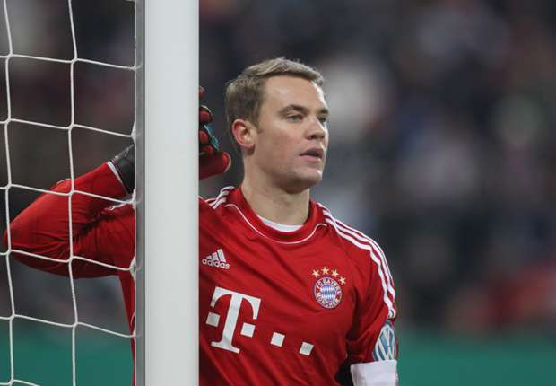 Guardiola tells Manchester City Neuer is not for sale