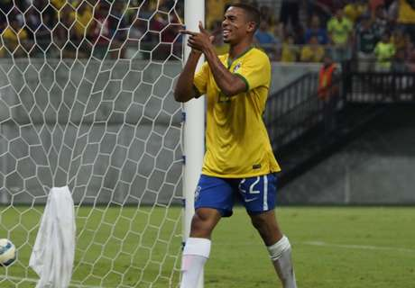 Gabriel Jesus: I could emulate Ronaldo