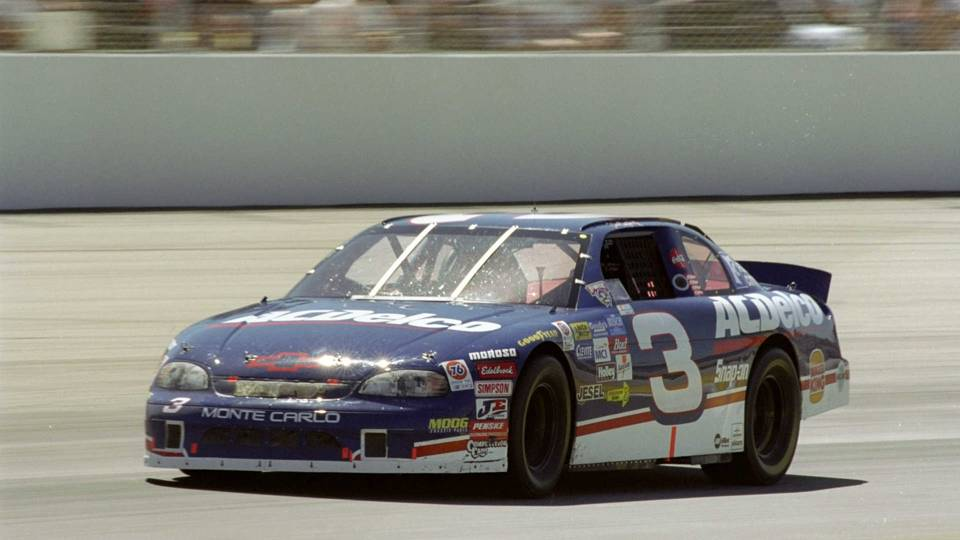 Dale Earnhardt Jr.'s No. 3 in 1998