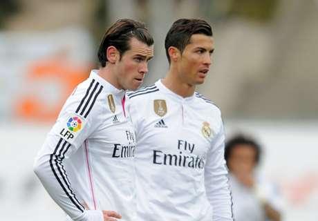 'Ronaldo, Bale must help each other'