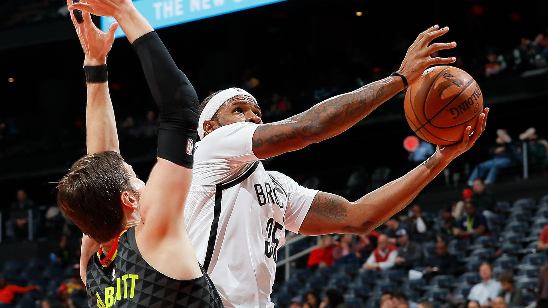 Nba Player Trevor Booker >> NBA free agency rumors: Cavaliers have expressed interest in Luke Babbitt, Trevor Booker | NBA ...