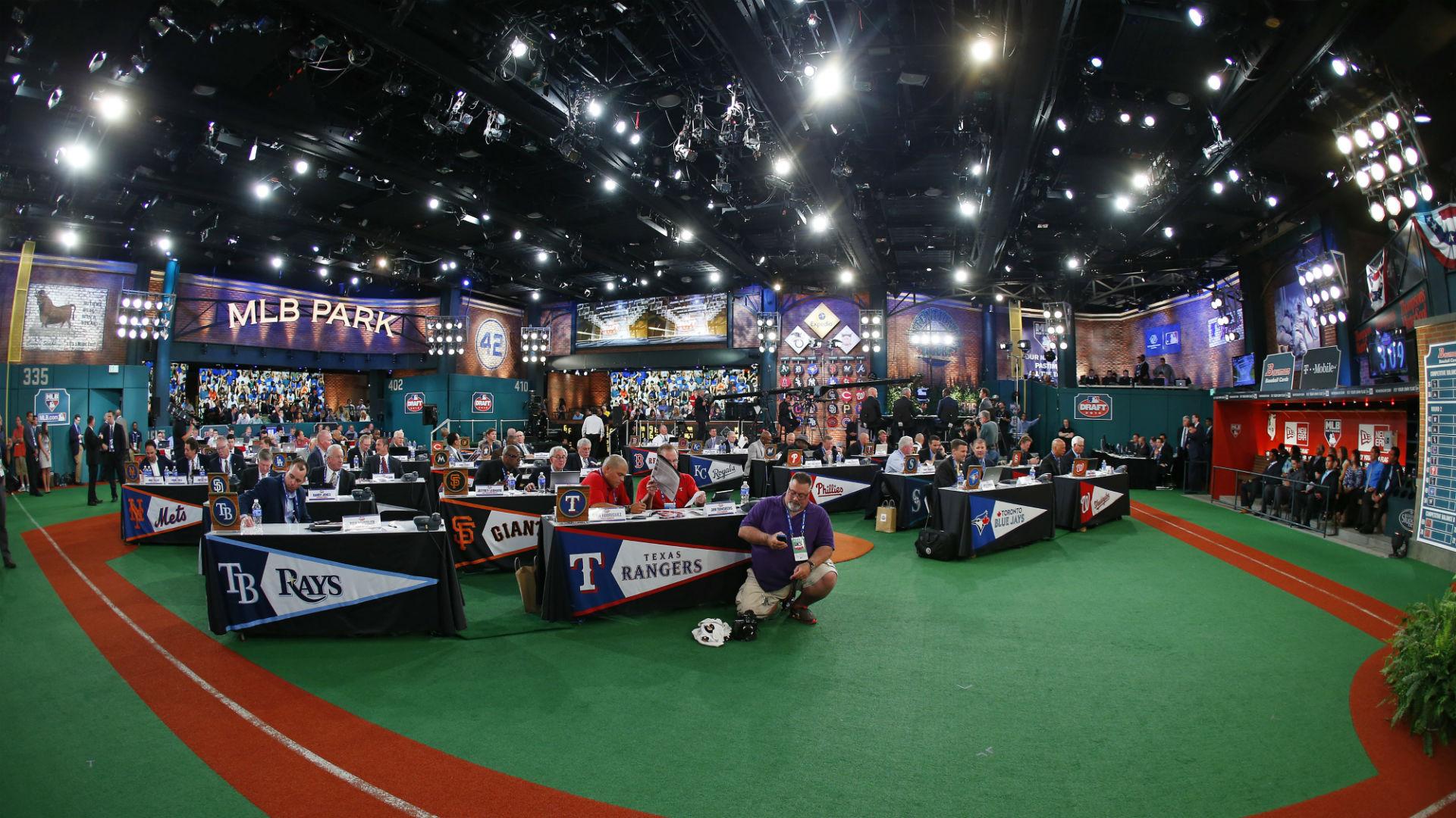 MLB Network studios