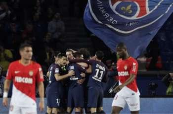 PSG clinch Ligue 1 title by thrashing Monaco