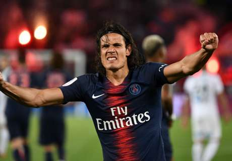 Cavani: I'd like to see how PL teams would do in Ligue 1!