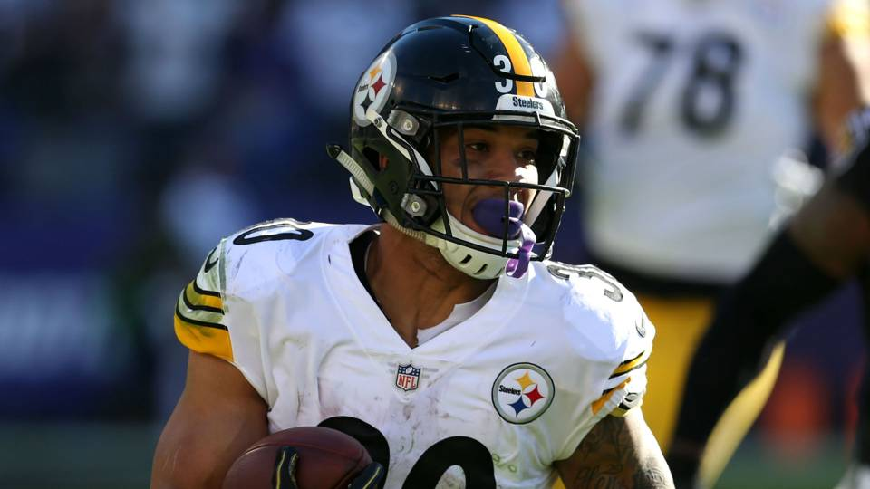 steelers injury updates james conner ankle will play antonio