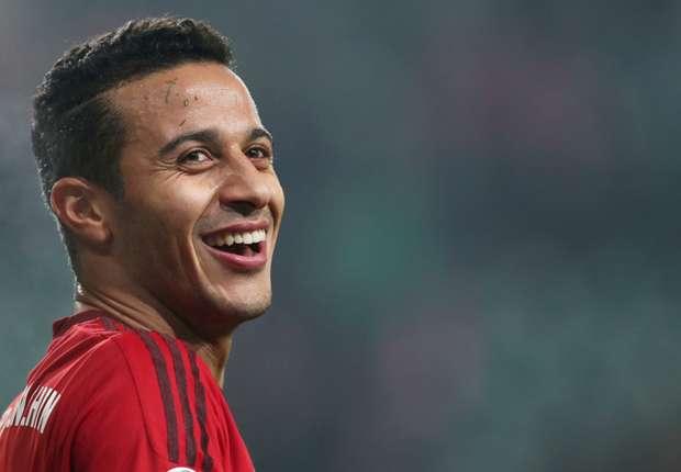 Thiago edging closer to Bayern comeback