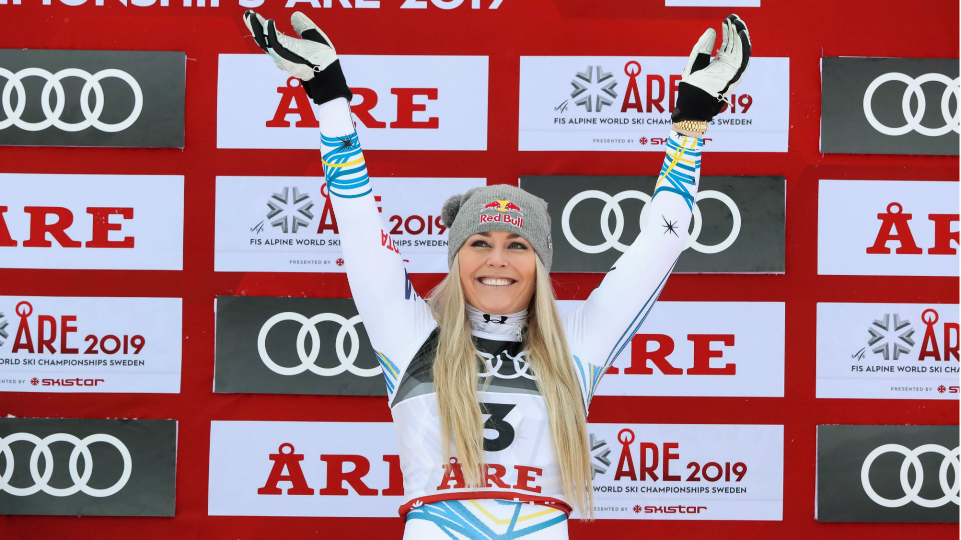 Lindsey Vonn feared crashing out of final race