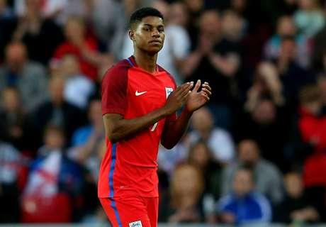 Southgate drops Rashford U21s hint