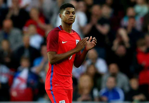 Southgate drops Rashford Euro U21s hint