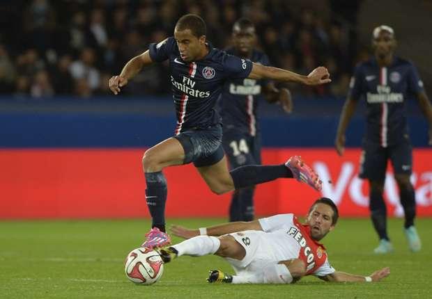 Paris Saint-Germain 1-1 Monaco: Champions denied victory by late Martial leveller