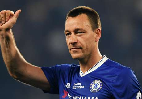 Terry: I'll be back at Wembley as coach
