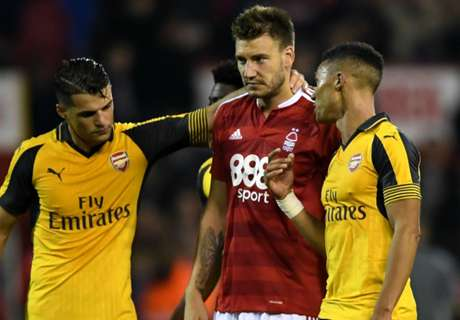 Wenger backs Bendtner to come good