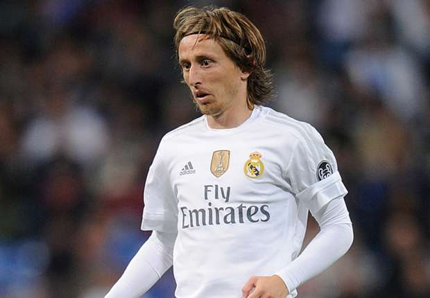 Modric: I want to retire at Real Madrid
