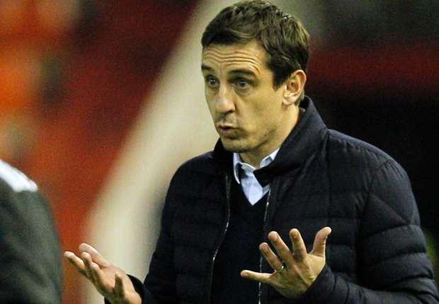 Neville: The wins will come for Valencia