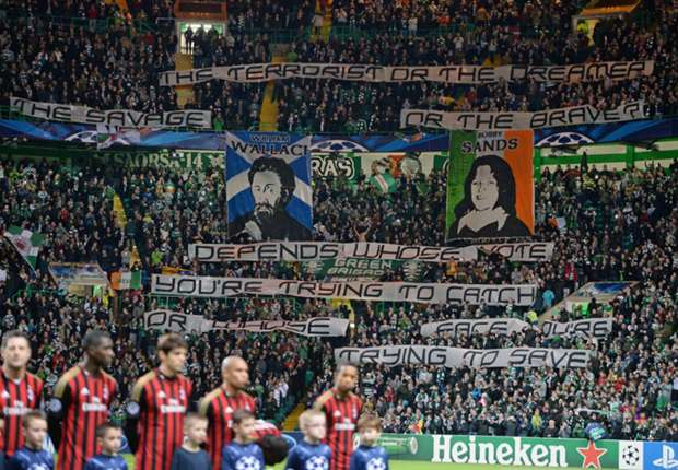 Celtic hit with €50,000 Uefa fine
