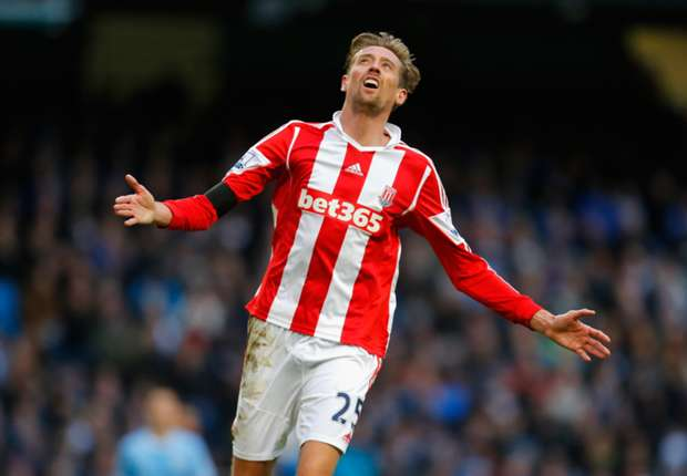 Begovic endorses Crouch for World Cup