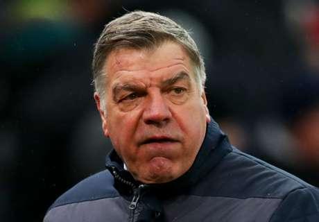 Allardyce: Palace are struggling