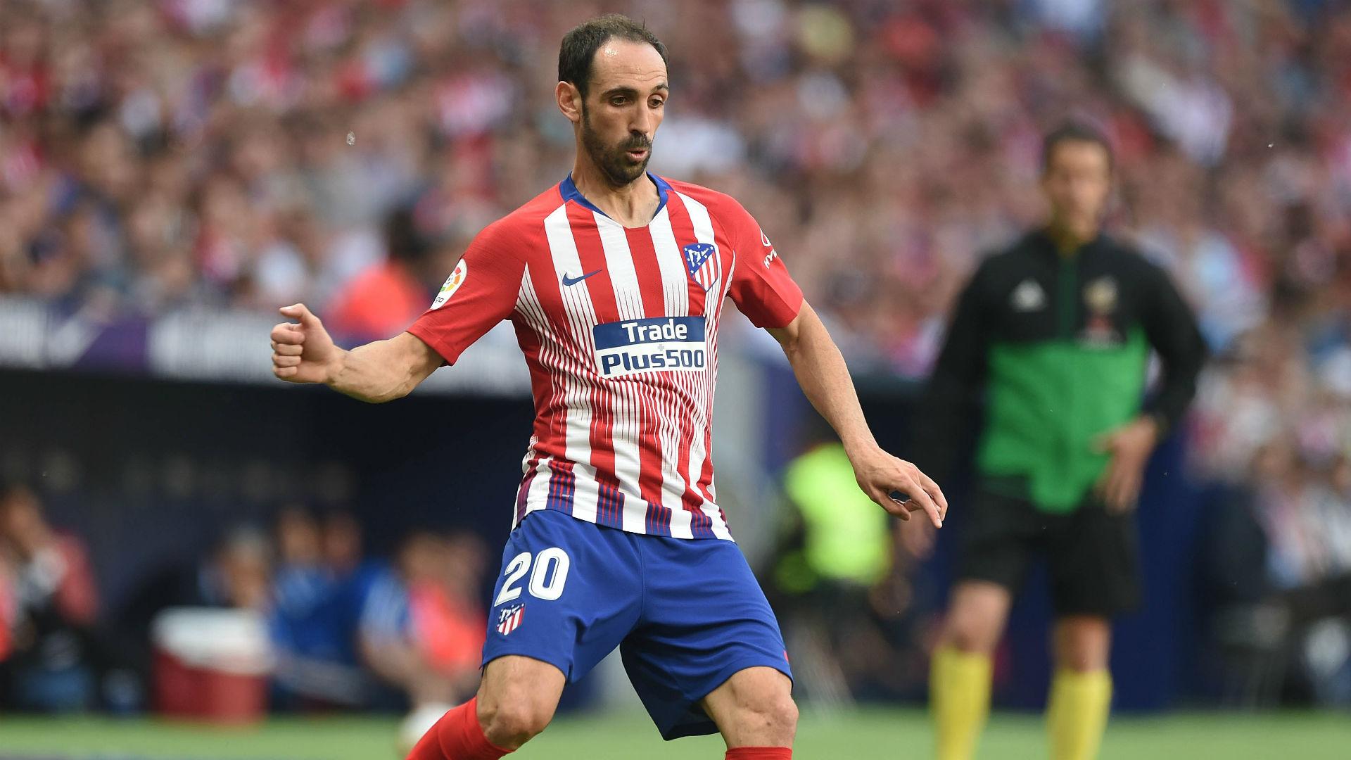 Atletico Madrid exodus continues as Juanfran announces departure
