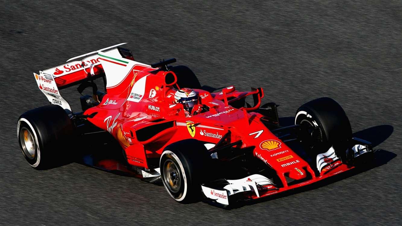 F1 2017 Pre-Season Report: Ferrari
