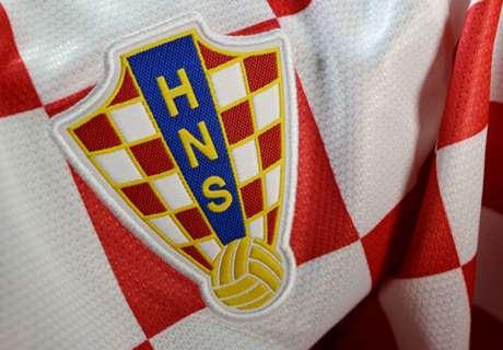 Croatian referee attacked