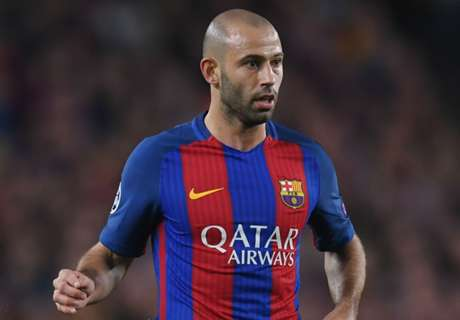 Mascherano 'affected' by reduced Barca role
