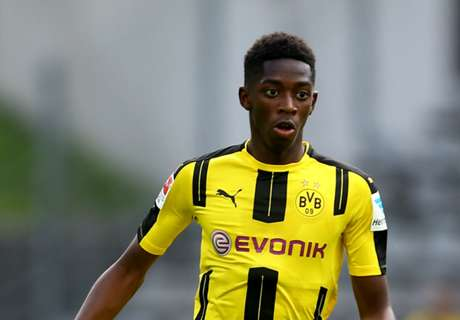 Dembele can do anything - Tuchel