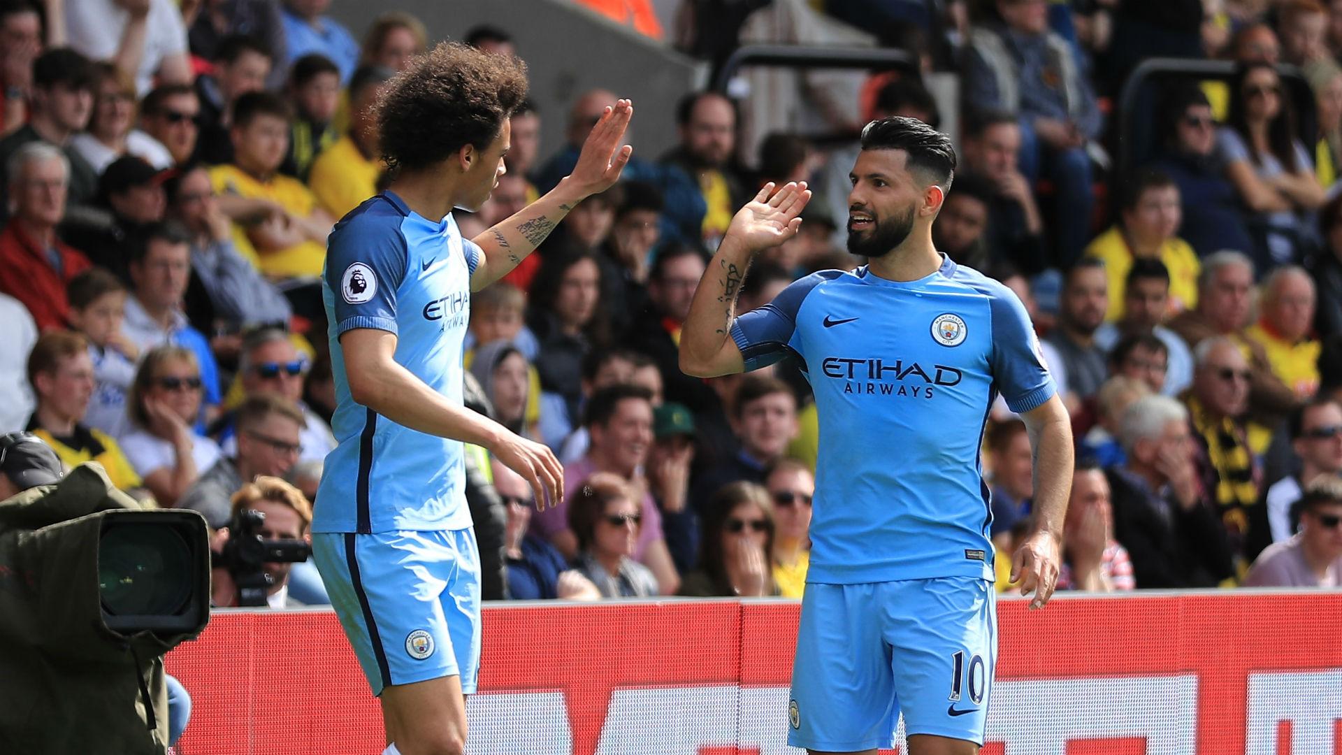 Guardiola: Aguero and Kompany are staying at Man City