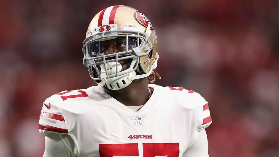 NFL trade rumors: 49ers send linebacker Eli Harold to Lions