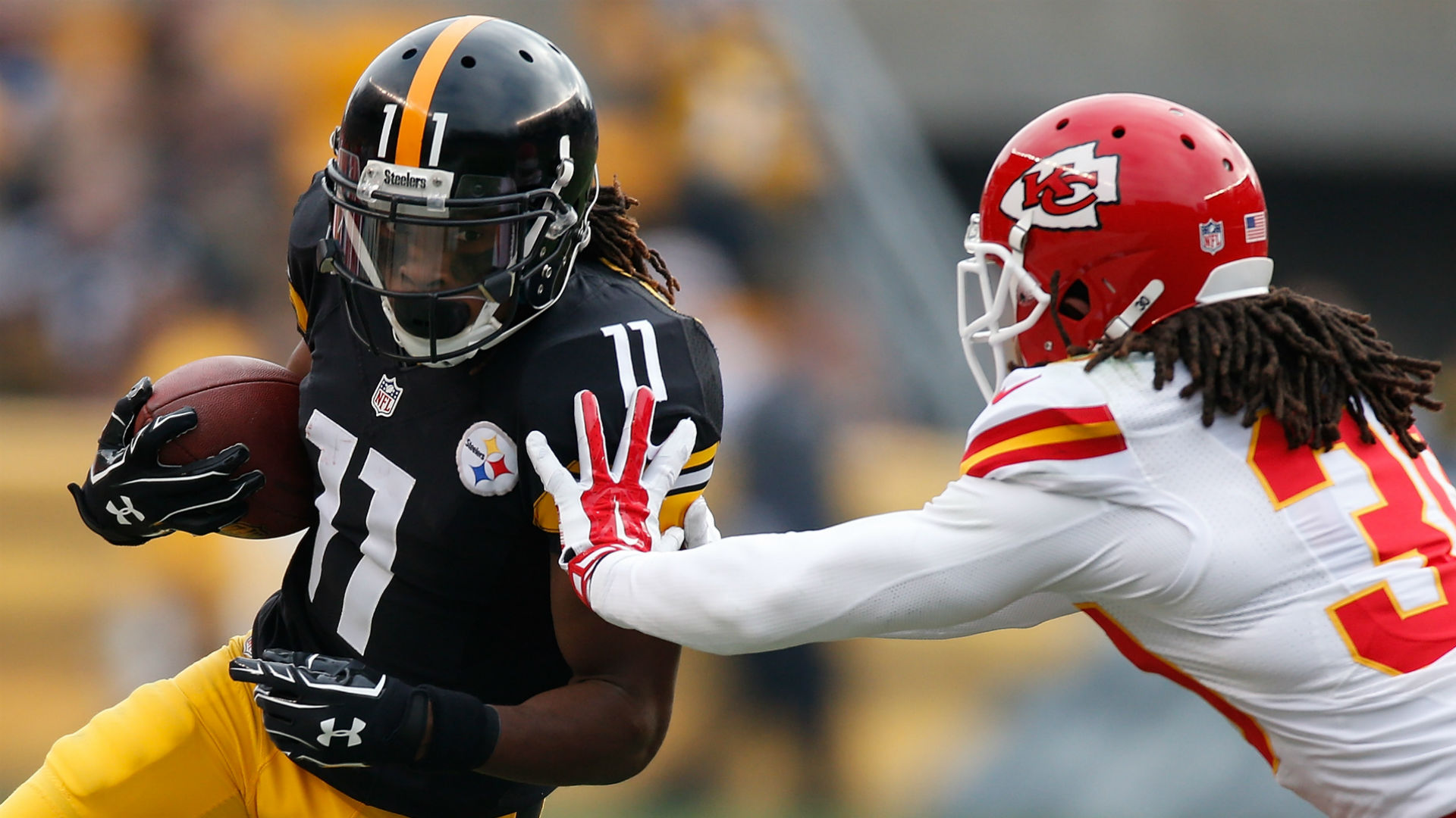Ben Roethlisberger thinks Markus Wheaton is Steelers' 'breakout player'