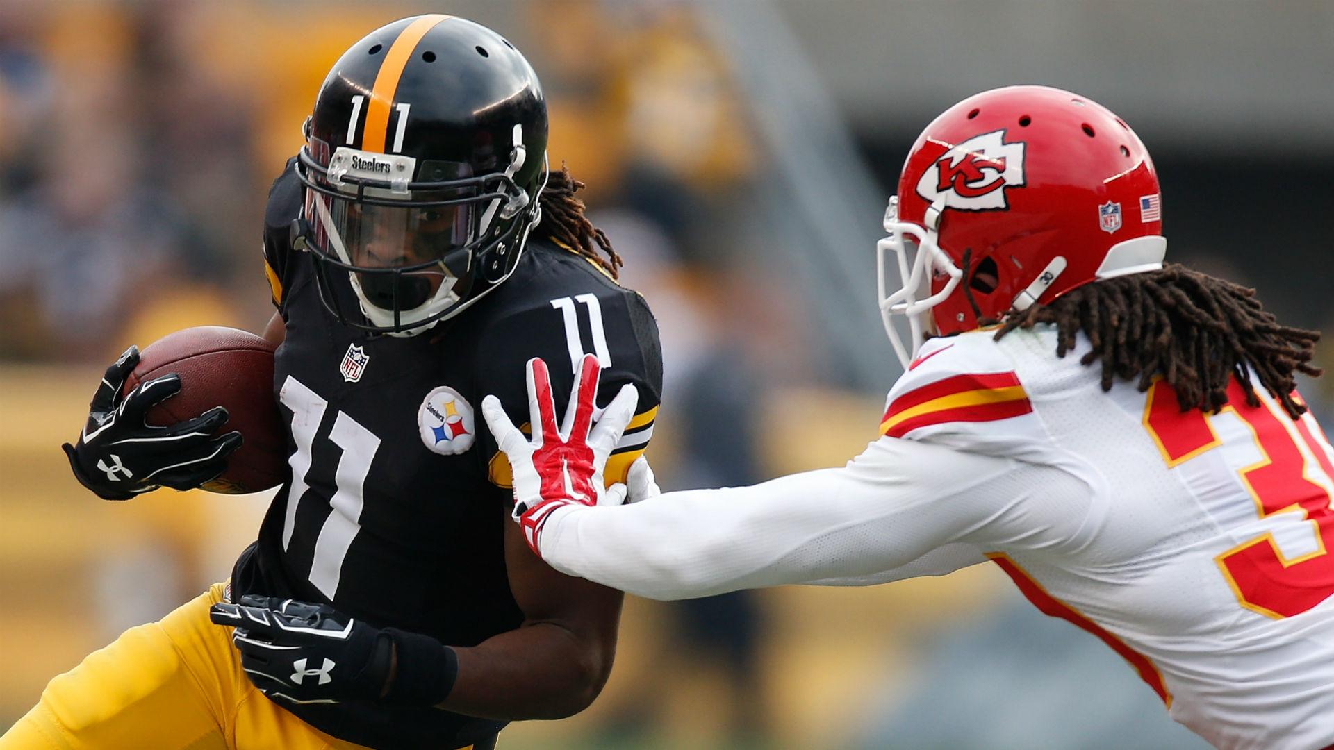 Ben Roethlisberger thinks Markus Wheaton is Steelers' 'breakout player'