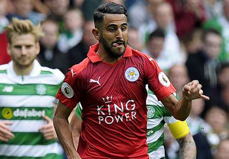 Mahrez should stay - Ranieri