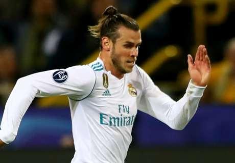 Gareth Bale a bien repris l'entraînement