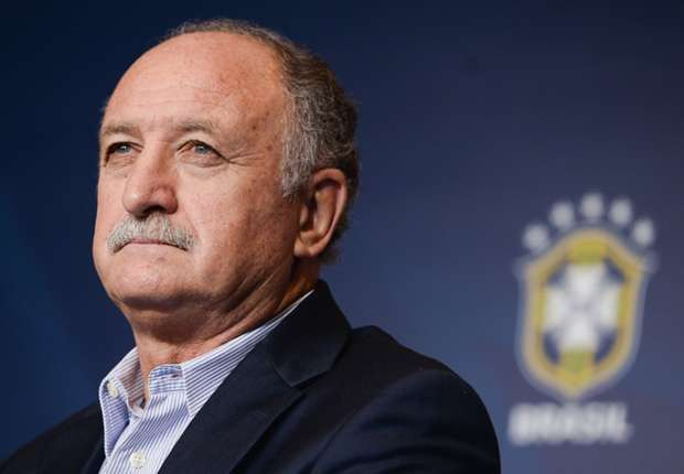 Scolari working from list of 50