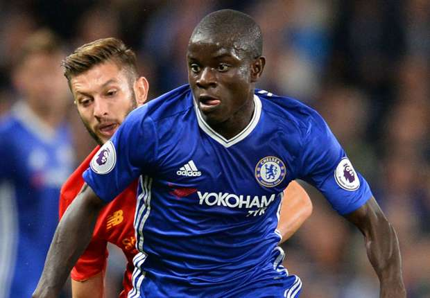 Makelele: Kante is the best defensive midfielder in the world