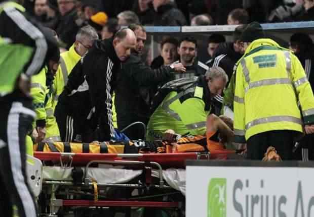 Hull defender McShane out for rest of season, confirms Bruce