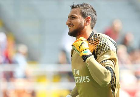 Real Madrid star praises Donnarumma