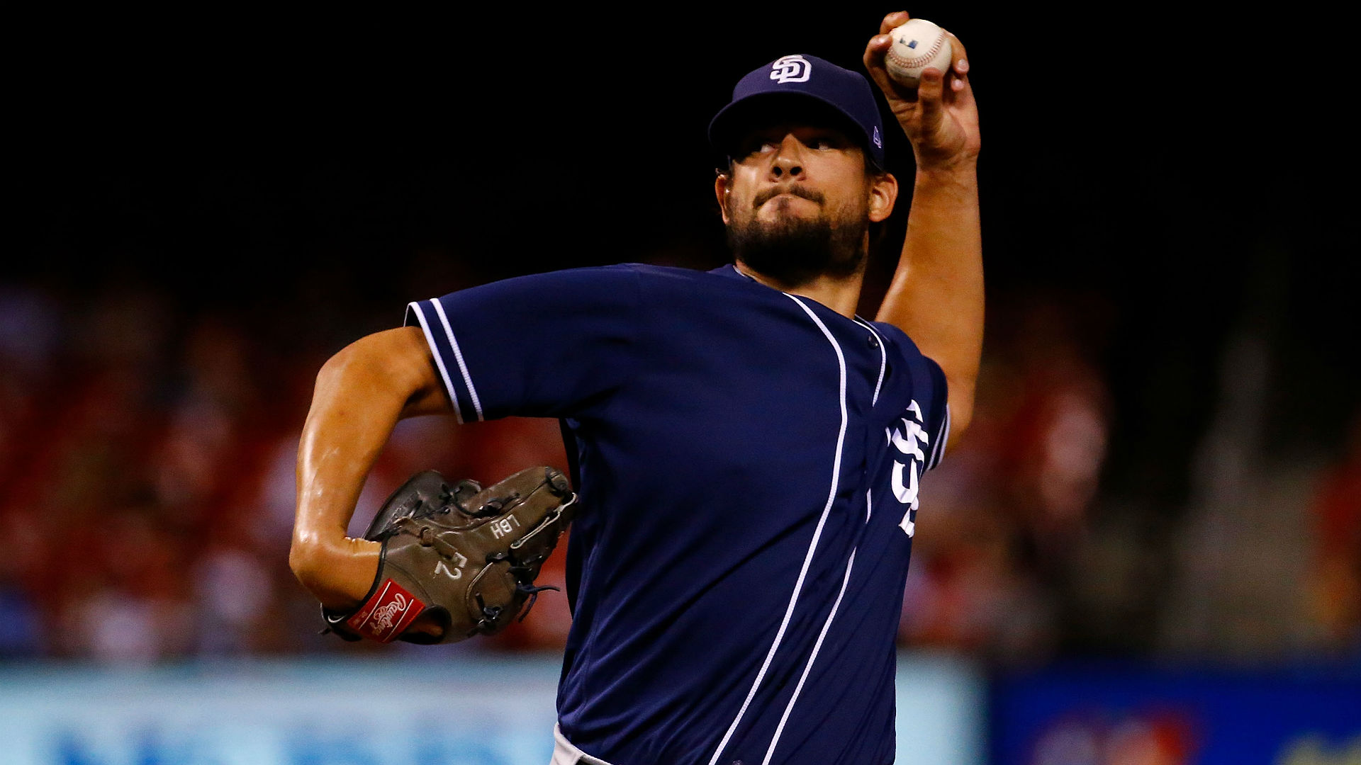MLB trade rumors: Indians interested in Padres reliever Brad Hand