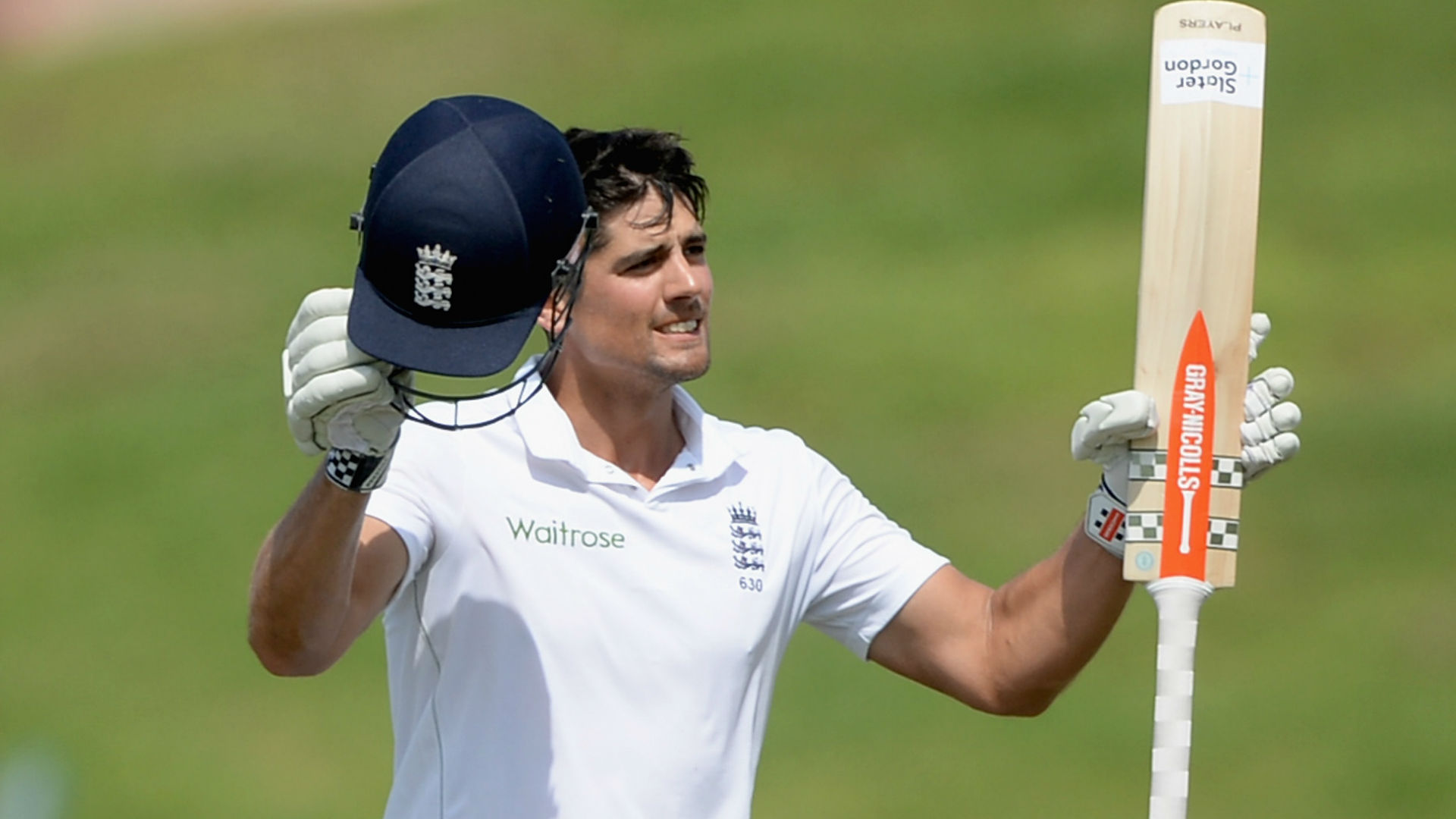 alastair cook Alastair cook, england's leading test run-scorer, is to retire from international  cricket after this week's fifth test against india, the 33-year-old.