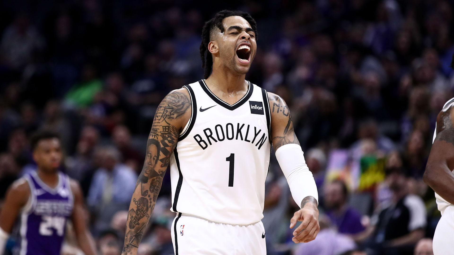 Nets Battle Back From A 28-POINT DEFICIT