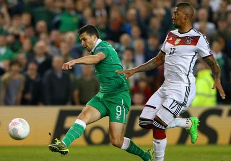 FT: Irlandia 1-0 Jerman