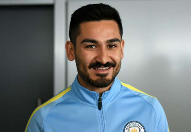 Guardiola is the best coach in the world, says Gundogan
