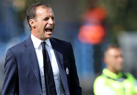 Allegri: Turin derby is dangerous
