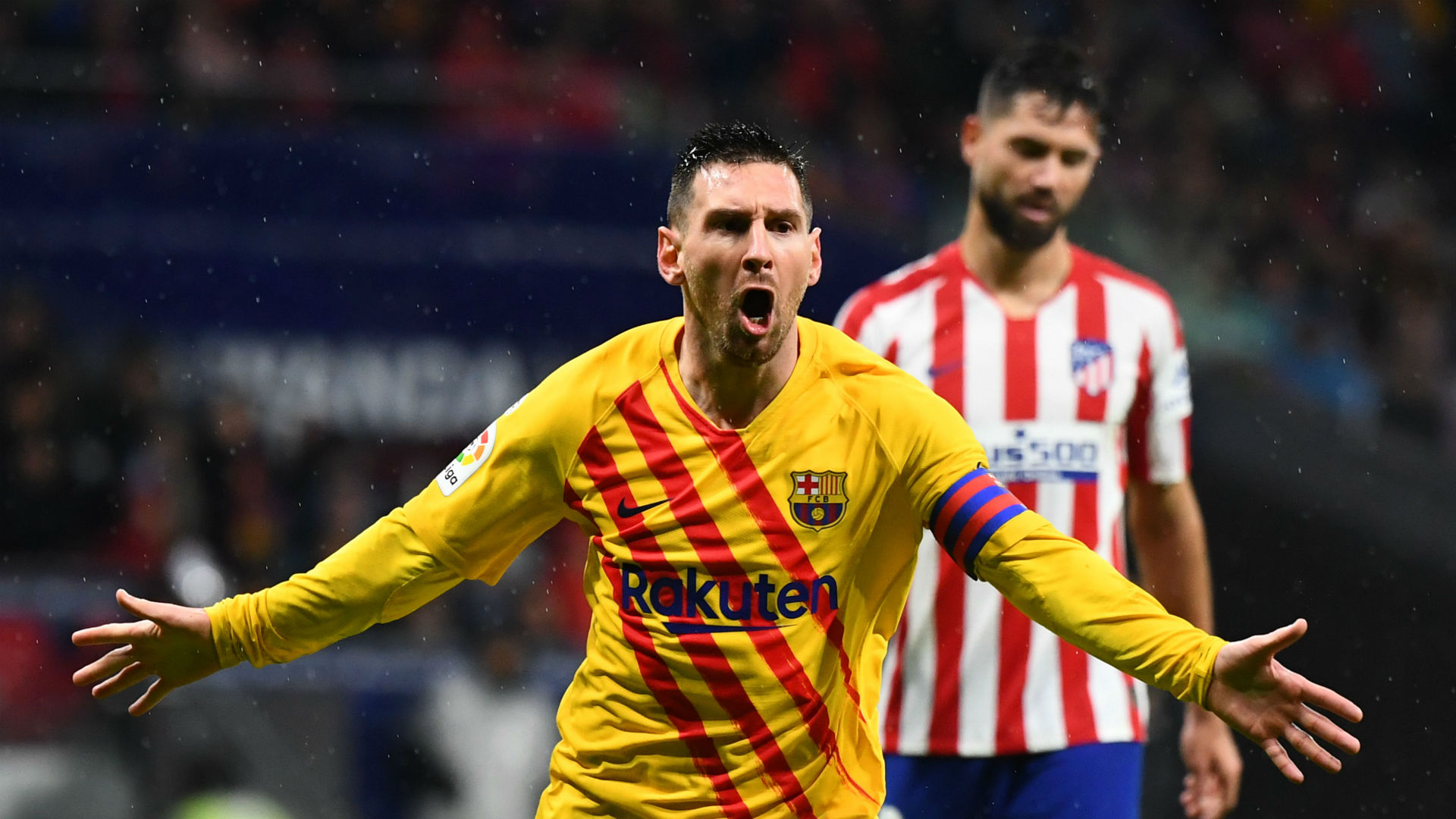 Atletico Madrid 0-1 Barcelona: Messi nets late winner to put Barca top of LaLiga