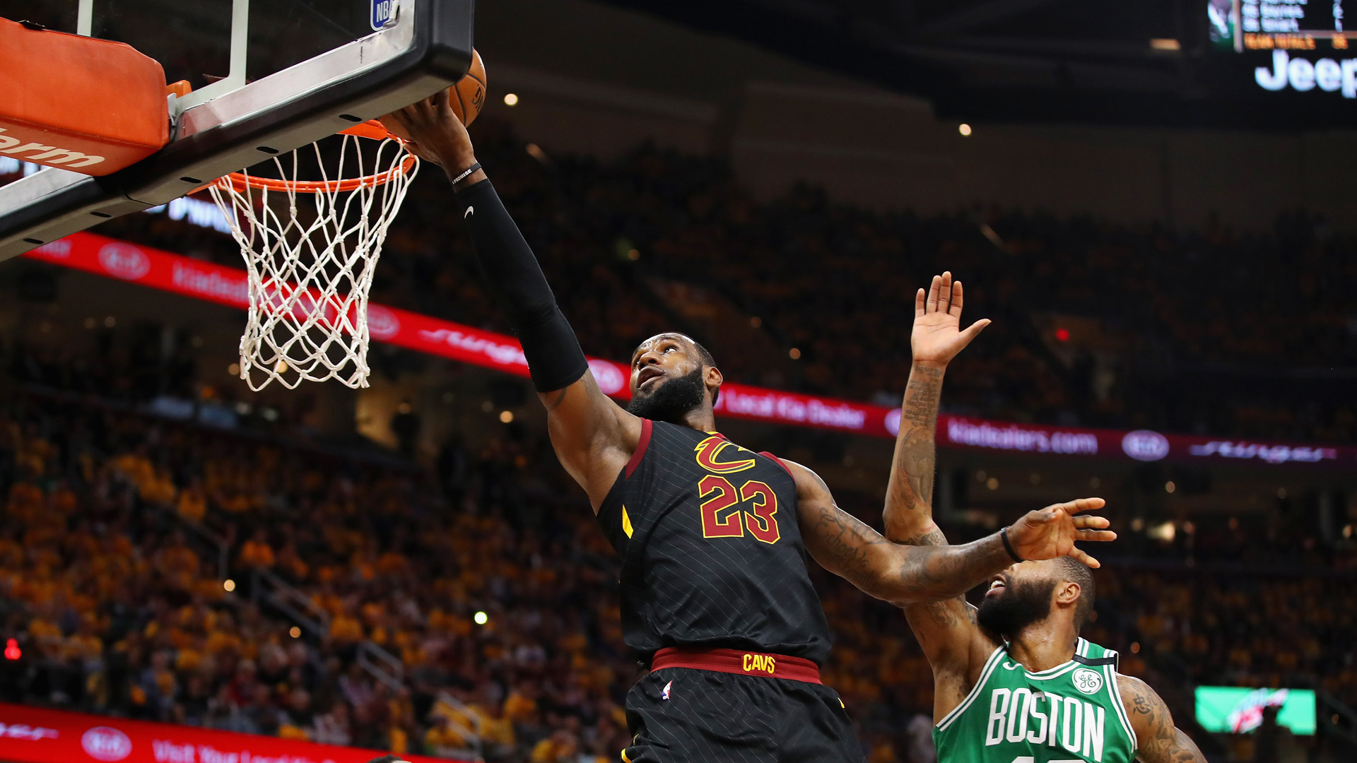 NBA playoffs 2018 wrap: Cavaliers rout Celtics to cut series deficit to 2-1