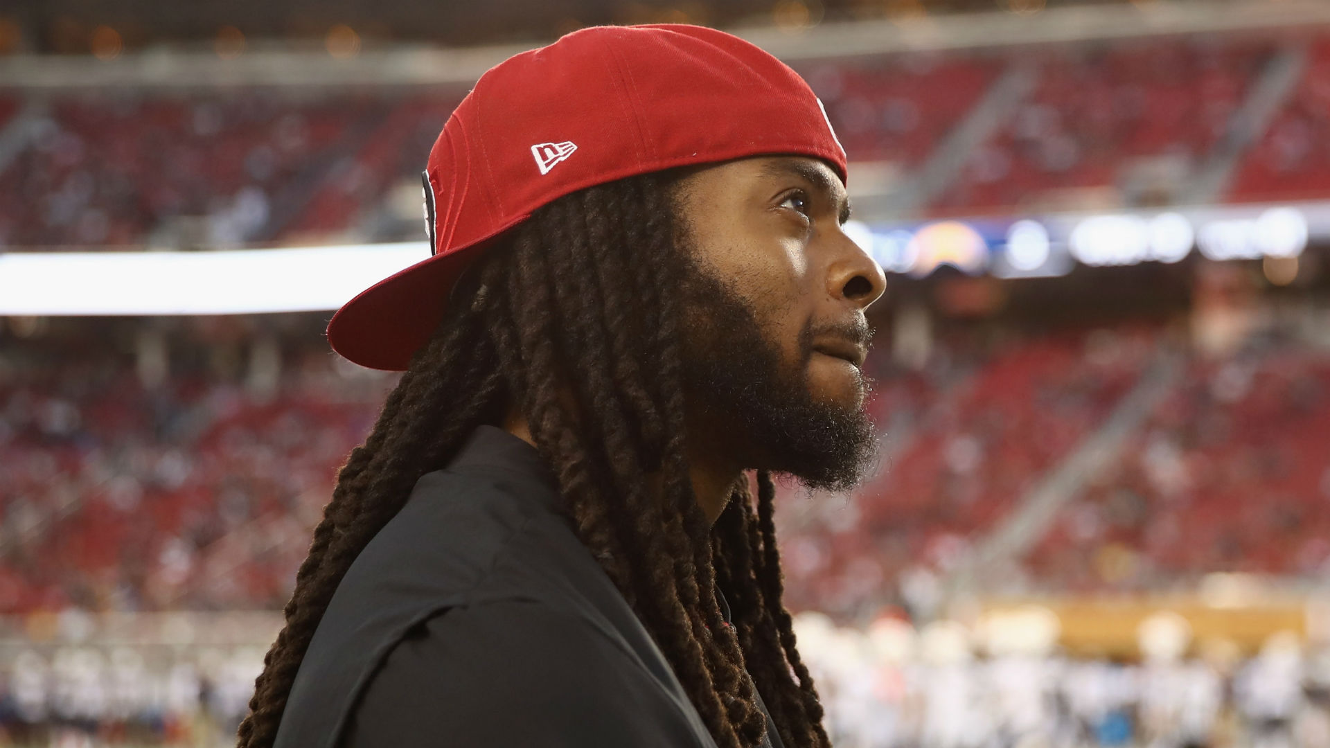 Richard Sherman injury update: 49ers CB (calf strain) out 'a few weeks,' report says